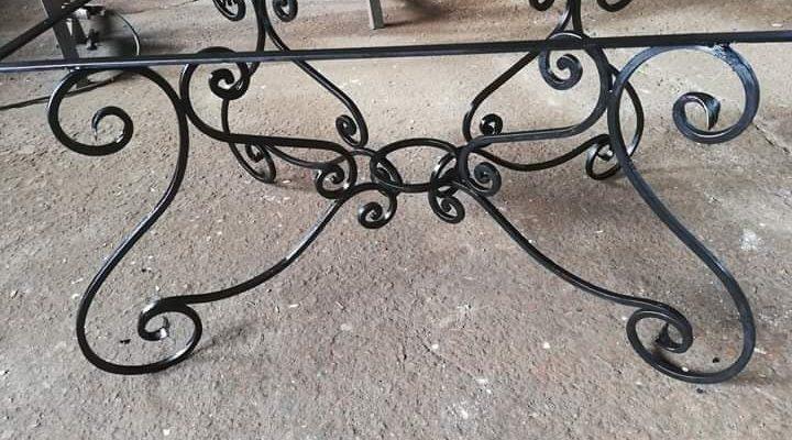 орнаменти от ковано желязо